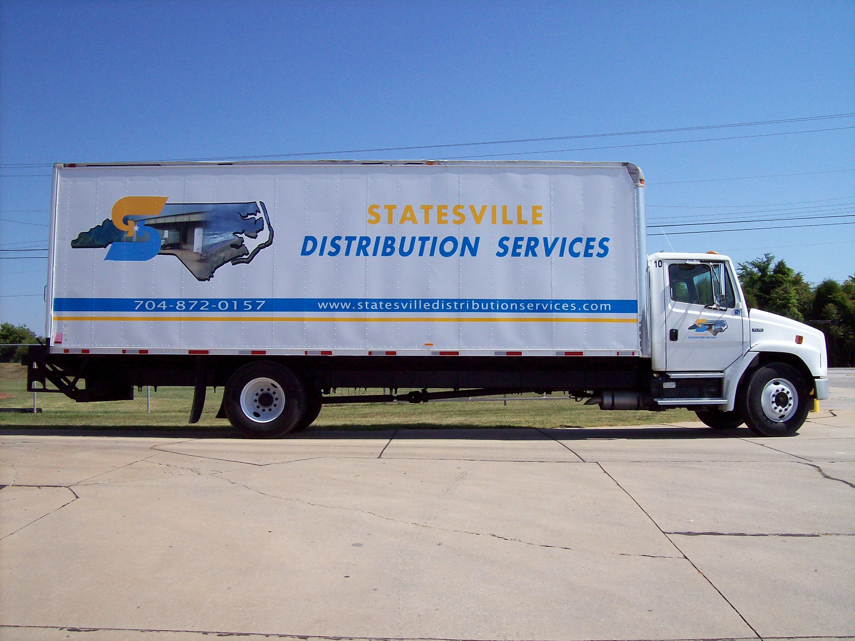 SDS Straight Truck